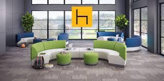 University Of Alabama Furnishings And Design Harrison Workplace Furnishings