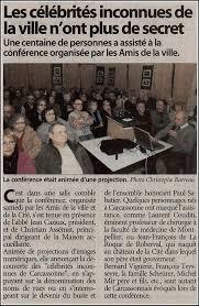 conférences cité de carcassonne la