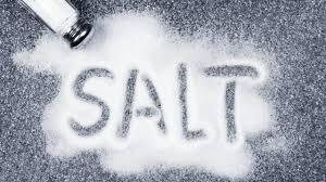 Afbeeldingsresultaat  voor zout