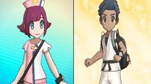 Pokemon Ultra Sun and Ultra Moon - How To Get Nurse Joy Outfit or Karate...