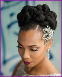Coiffure Africaine Tissage Bouclée Mariage 120496 Coiffure