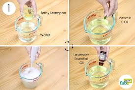 step 1 mix the four ings