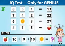 find apple orange then a 10 0 10 o viral facebook maths puzzle math puzzles pics story