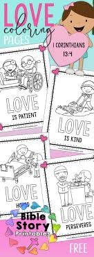 Pinterest1 Valentine S Day Bible Coloring
