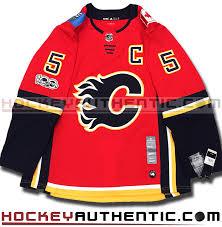 - Calgary Flames Nhl Adidas Pro Mark Giordano Authentic Jersey
