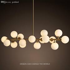 whole modern led chandelier light fitting 16led lights warm throughout bubble lighting chandeliers designs 17