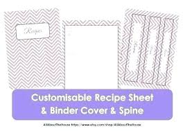 recipes cover page template. Perfect Cover Cookbook Cover Template Covers Professional Recipe  Binder Free   Inside Recipes Cover Page Template E