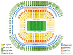 Ohio St Football Stadium Seating Chart University Of Phoenix Stadium Seating Chart And Tickets