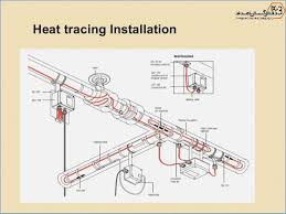 heat trace wiring diagram neveste info electrical heat tracing