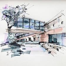 architecture sketches. modern sketch powered by jeffthings architecture sketches s