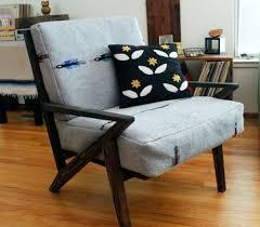 modern diy furniture. DIY Mid Century Modern Side Chair Modern Diy Furniture