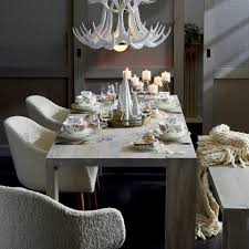 Cb2 Invite Them All Our Stunning Blox Dining Table Facebook