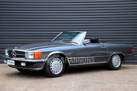 Where your dreams come true. Sold Mercedes Benz 560sl Convertible Auctions Lot 30 Shannons