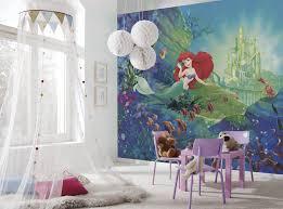 on castle wall art mural with ariel s castle wall mural wallpaper disney buy it now