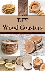 diy olive wood coasters