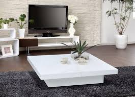 furniture nice simple coffee table ideas pictures traditional modern contemporary table white good finishing color square for tv