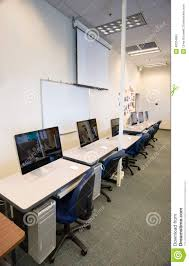royalty free stock photo computer lab college campus lecture hall dry erase board