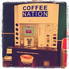 Starbucks Vending Machines Inspiration Used To Be Starbucks Vending Machine But Now JiHo Park Flickr