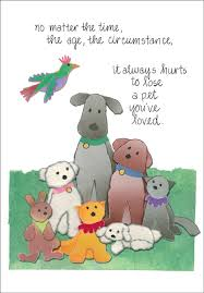 Card For Loss Of Pet Beautiful Loss Of Pet Cards It Takes Two Inc