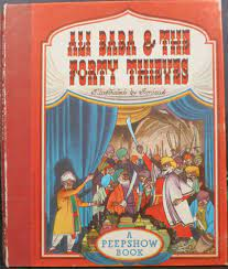 ALA BABA & THE FORTY THEVES | Jonieus