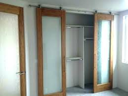 sliding door options furniture frosted glass sliding closet door options near small design how to select