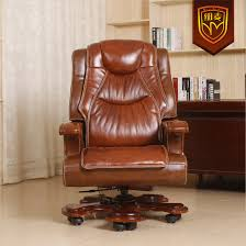 luxury office chairs leather. simple leather niumai boss chair leather reclining luxury massage wood feet  first layer of office chairsin office chairs from furniture on  in luxury leather c