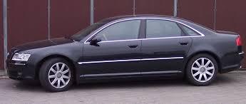 File:Audi A8 l black.jpg - Wikimedia Commons