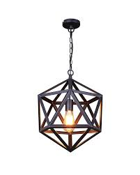 pendant lighting industrial style. extra large size industrial style matte black iron cage pendant light lighting t