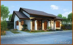 7 astele bungalow house plans in philippines setting interesting idea