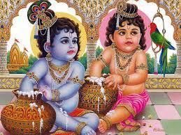 Cute Baby Krishna Wallpapers Download