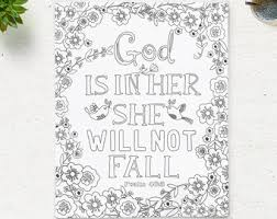Bible Verse Coloring Pages Coloring Page Printable Bible Verse Psalm