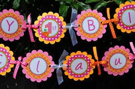 1st birthday banner pumpkin 1st birthday banner girls pumpkin birthday banner pink