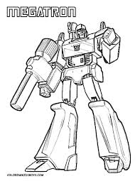 Coloring Page Transformers Free Boys Coloring Coloring Pictures