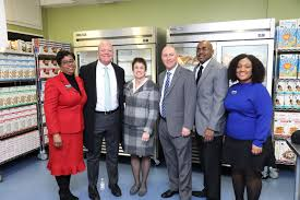 introducing the unc rex healthcare hospital food pantry nourished by food lion feeds