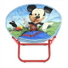 blue plush round chair for kids makeover papasan s green single blue children plastic table colours