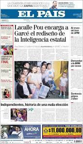 Jornal El Pais Uruguay