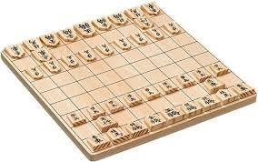 Juego de mesa para cuatro personas, las cuales, tirando los dados, usted se mueve paso a paso mapa.: Shogi Set Ajedrez Japones Web Don Juego