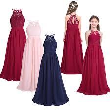 FEESHOW <b>Summer Girls Dress Children's Clothing</b> Party Princess ...