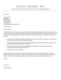 Nursing Cv Cover Letter Sample Adriangatton Com