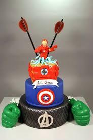4th Birthday Cakes For Boys Avenger Birthday Cake 4th Birthday Boy