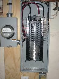 house electrical panel cable box outside house cable box wiring house electrical
