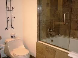 Bathroom Trendy Small Bathtub Shower Units 109 One Piece Tub