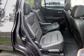 which 2017 three row suvs offer captain s chairs