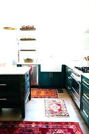 kitchen rugs for hardwood floors collection fl garden design non skid rubber backing modern area kitchen