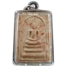pra somdej ruay ngern larn edition amulet 2560 be buddha abhiseka blessing at wat intrawiharn bang khun prohm