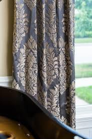 35 Barock Gardinen und Vorhänge mit edlen Mustern