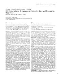 Effects Of Ringers Lactate Or Ringerfundin Resuscitation On