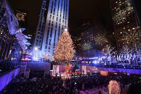 When Is Rockefeller Christmas Tree Lighting 2018 Photos Rockefeller Centers Christmas Tree Lighting New