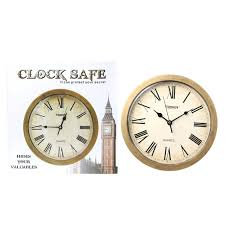 safe wall clock wall clock secret diversion stash money jewelry storage safe box in
