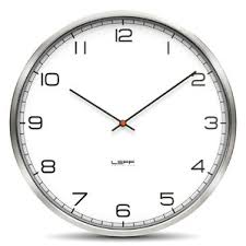 Mansfield Analog Wall Clock